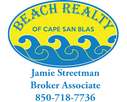 Jamie Streetman - Beach Realty of Cape San Blas - Gulf County Real Estate